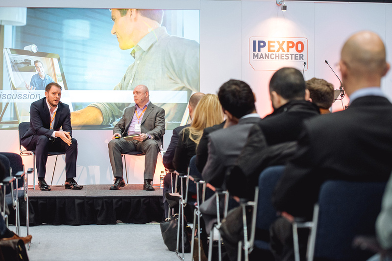 IP EXPO MANCHESTER, convention centre, prof Brian Cox, Samy Kamkar, Sir Richard Leese. Europe's leading IT  Infrastructure and Cloud Event