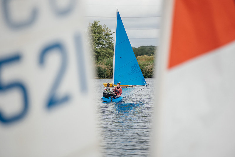Volvo Sailing Academy at Fishers Green Sailing Club, with Nick Dempsey, Nick Tompson, Bryony Shaw, event photographer
