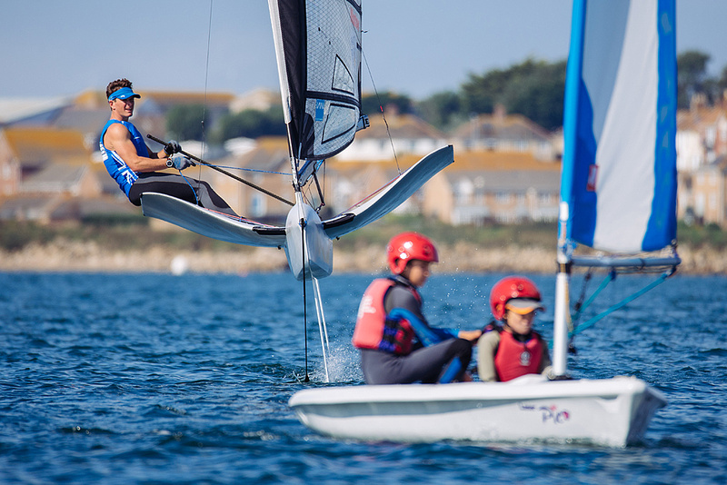 Bart's Bash Weymouth 2015. Andrew Simpson Sailing Centre, Weymouth and Portland National Sailing Academy.