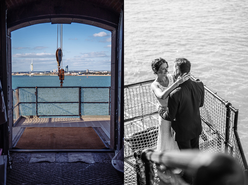 Spitbank Fort Wedding photographer, Isle of wight, Portsmouth, amazing spaces, amazing venues,