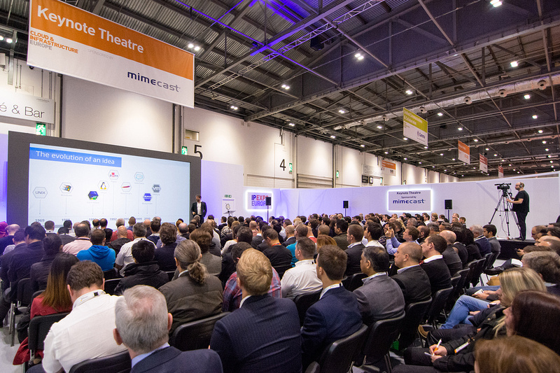 IP EXPO Europe 2015 - London ExCel Centre. Europe's No.1 technology event.