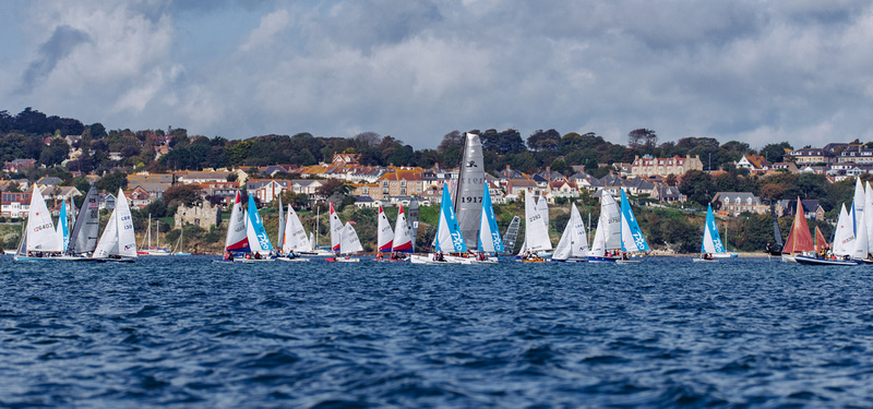 Martin Allen Photography, Bristol, Isle of Wight, Sailing, Cowes Week, Extreme Sailing Series, World Sailing