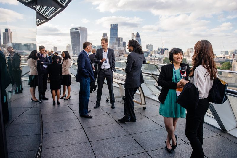 CE100 Summit Reception, London's Living Room, Event Photographer