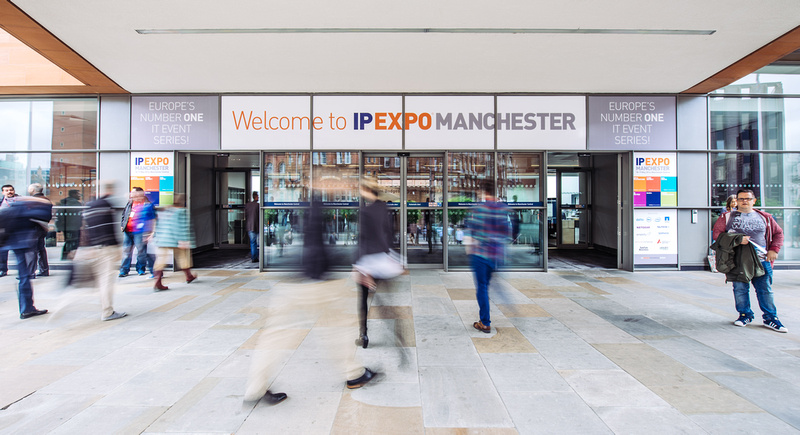 IP EXPO MANCHESTER 2016, Dame Stella Rimington, keynote speaker, Manchester central