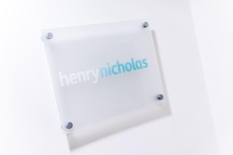 Henry Nicholas Recruitment Brochure