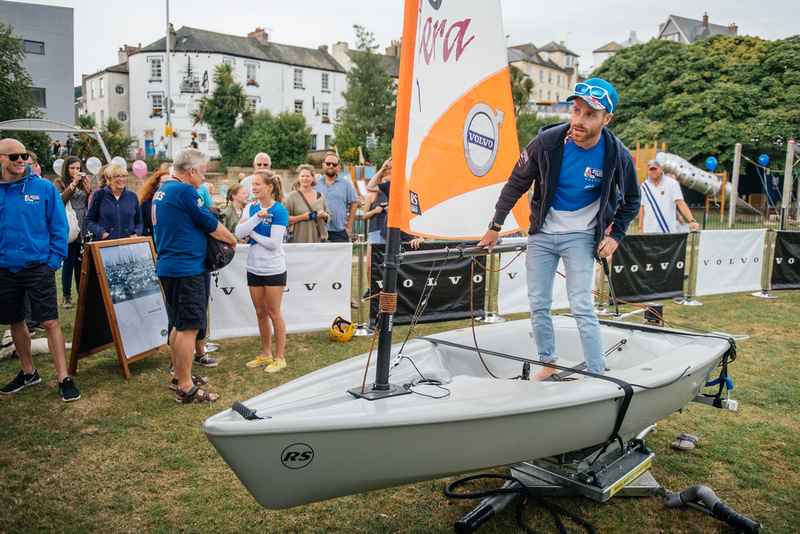 Volvo Dartmouth Regatta 2016 - Team Volvo return from Rio with Gold Medals! Sailing