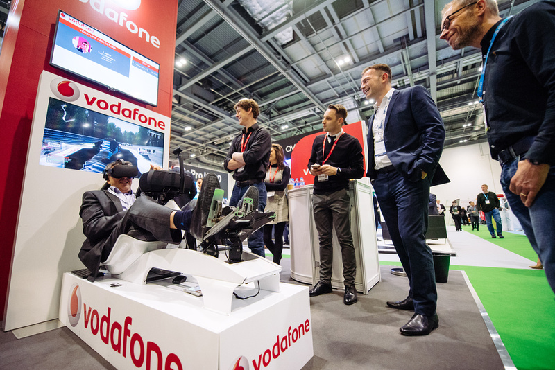 UC EXPO LONDON EXCEL CENTER