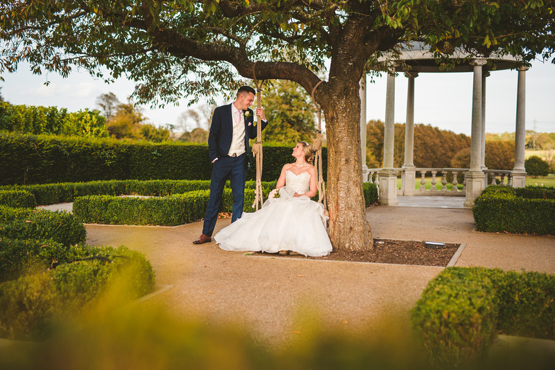 Froyle Park Country Estate wedding photography, Hampshire. Martin Allen Wedding Photogaper