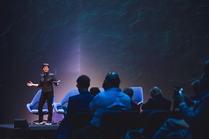 Martin Allen Photography Ellen MacArthur Foundation Summit 2018 the Roundhouse London