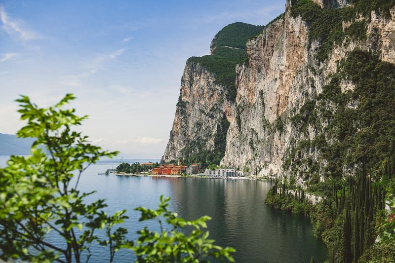 Andrew Simpson Watersports Centre, Lake Garda, Martin Allen Photography