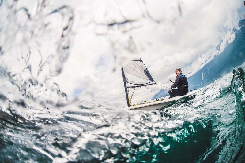 Andrew Simpson Watersports Centre, Lake Garda, Martin Allen Photography