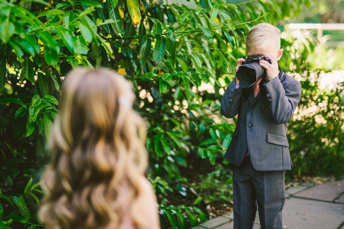Lyndsey & Marc's Wedding at Moddershall Oaks