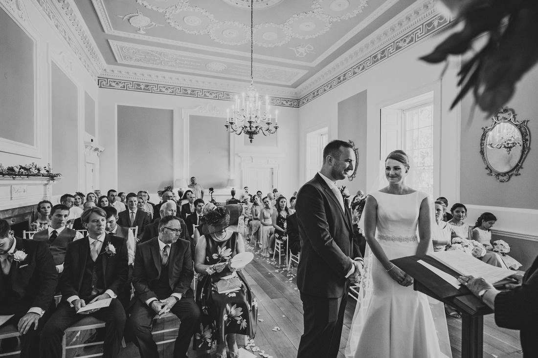 Jasmine & Iain's wedding at Botley's Mansion