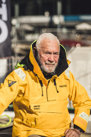Musto Clipper Race Technical Clothing Sir Robin Knox-Johnston