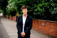 Ellen MacArthur Portrait for editorial during CE100 SUMMIT 2016 Ellen MacArthur Foundation