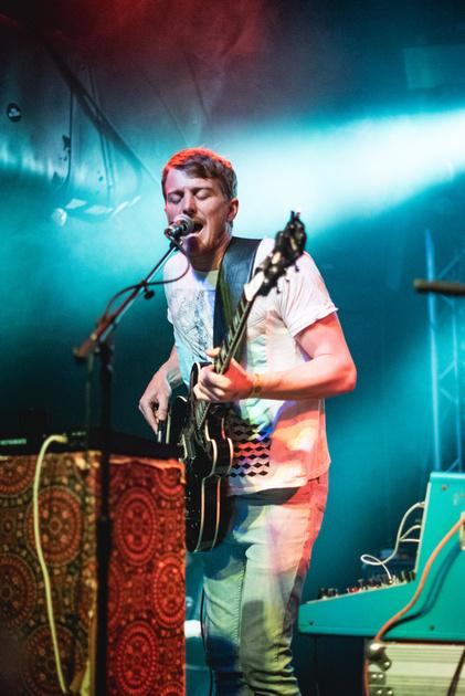 CHIVERIN BBC 6 MUSIC FRINGE 2016 Plastic Mermaids, Little Dusty, Goan Dogs, Thekla, Bristol