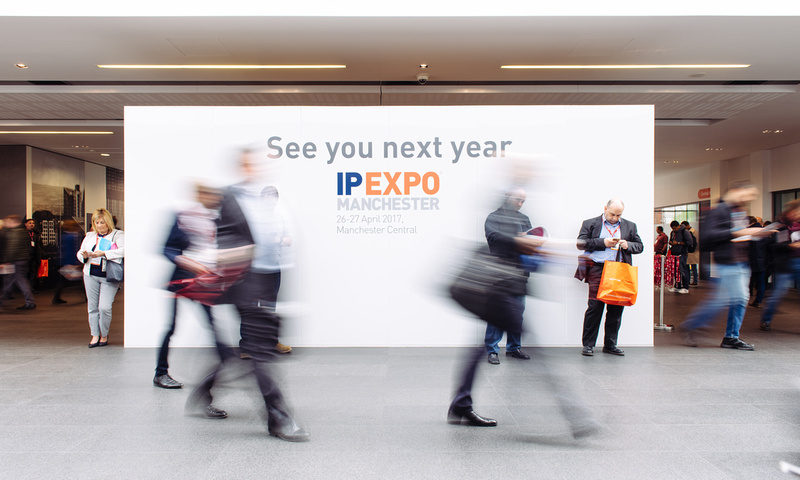 IP EXPO MANCHESTER 2016, Dame Stella Rimington, keynote speaker, Manchester central