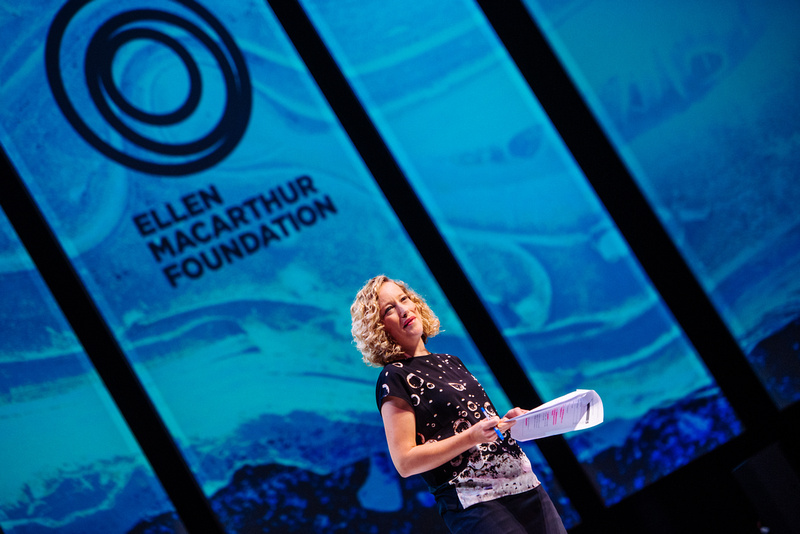 Ellen MacArthur Foundation Summit 2017, The Roundhouse, London, event photography, event photographer