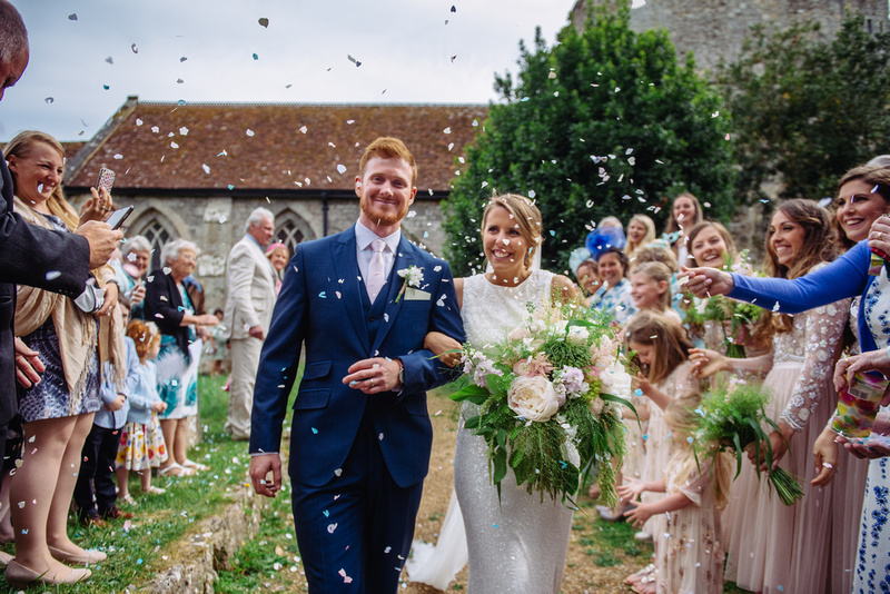 Shalfleet, Isle of Wight wedding photographer