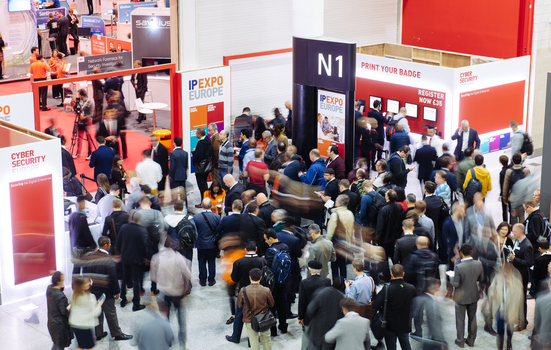IP EXPO EUROPE 2016, London excel centre