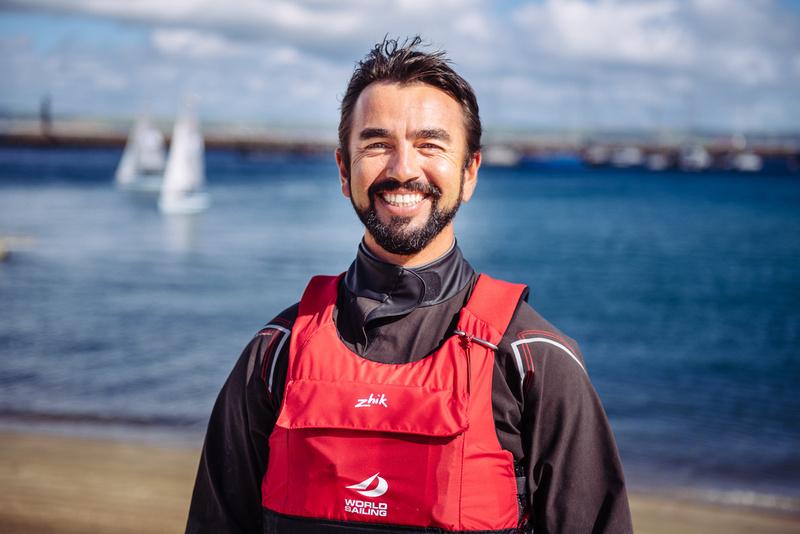 World Sailing Scholarship 2016, Held at Weymouth and Portland national sailing academy.