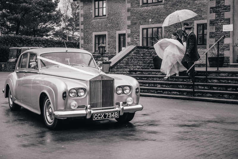 Rie & Gareth, Cumberwell Park wedding, Bradford-on-Avon