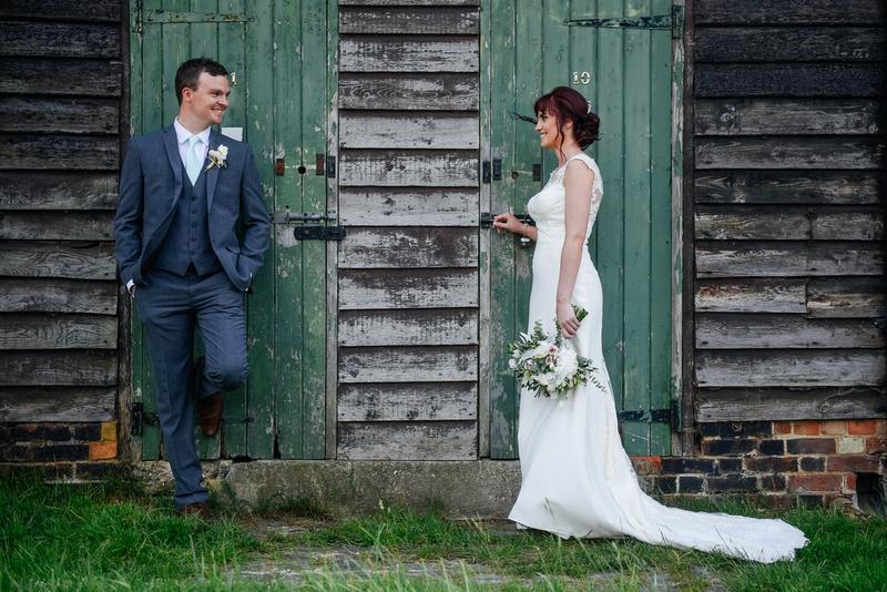 Joe & Sarah Letchworth wedding photographer