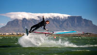Cape Town Windsurf Photoshoot with Adam Sims