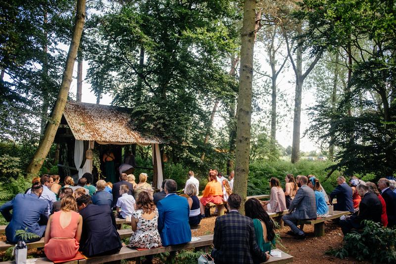 Hush Venues, Wedding photography, Norfolk photographer, Forest weddings